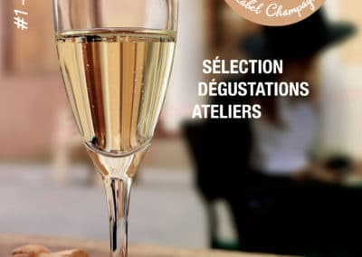 Bulles, label champagne | projet