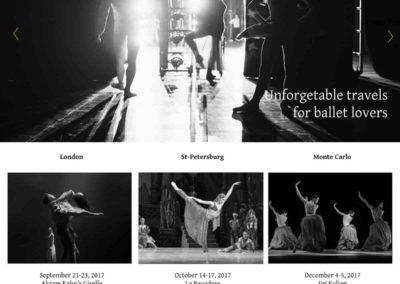 Ballet Friend | Projet