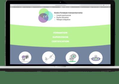 école d'analyse transactionnelle | Formation, supervision, certification, Suisse romande